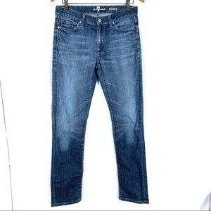 7 For All Mankind Slimmy Jeans, size 30